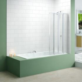Photo of Merlyn MB4 Four Fold Bath Screen