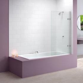 Photo of Merlyn MB6 Hinged Square Bath Screen