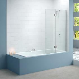 Photo of Merlyn MB7 Two Panel Hinged Bath Screen