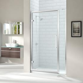 Photo of Merlyn 8 Series Hinge Door & 210mm Inline Panel