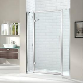 Photo of Merlyn 8 Series Hinge Door & Double Inline Panel