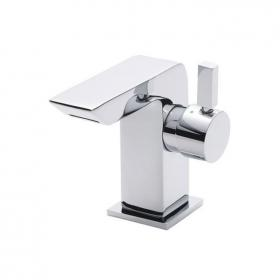 Hudson Reed Art Side Action Mini Mono Basin Mixer