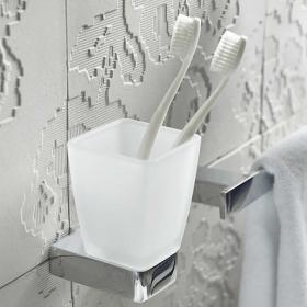 Roper Rhodes Media Toothbrush Holder (Frosted)