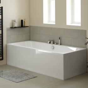 Mere Londra 1800 x 800 Double Ended Bath