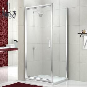 Photo of Merlyn 8 Series Infold Shower Door & Side Panel