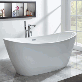Photo of Phoenix Michelle 1700 x 680mm Freestanding Bath