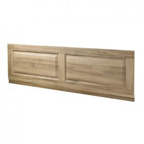 Hudson Reed Old London Natural Walnut Front Bath Panel