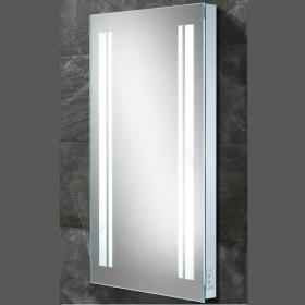 HIB Nexus LED Bathroom Mirror with Charging Socket