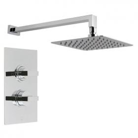 Vado Notion Single Outlet Thermostatic Shower Valve Package