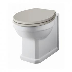 Photo of Old London Richmond Comfort Height Back to Wall Toilet