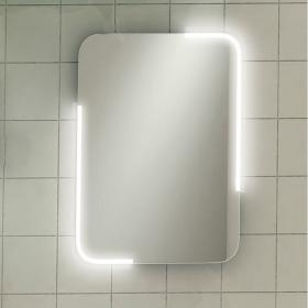 HIB Orb 50 LED Ambient Bathroom Mirror