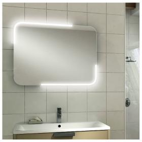 HIB Orb 60 LED Ambient Bathroom Mirror