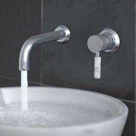 Wall Mounted Basin Taps Great Range In Stock Sanctuary Bathrooms