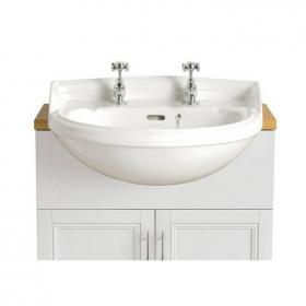 Photo of Heritage Dorchester Medium Semi-Recessed Basin