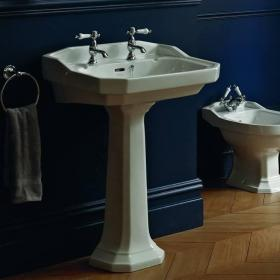 Photo of Heritage Granley Standard Basin & Pedestal