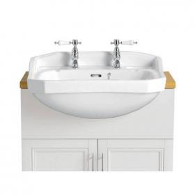 Photo of Heritage Granley Medium Semi-Recessed Basin