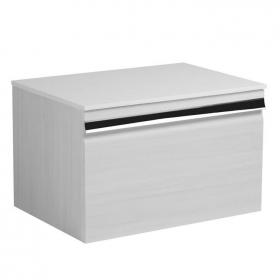 Roper Rhodes Pursuit 600mm Alpine Elm Vanity Unit & Worktop