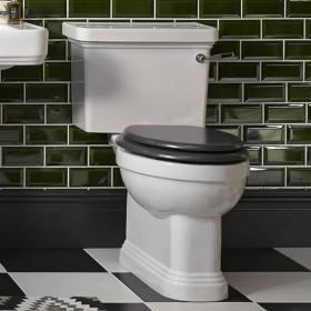 Heritage Wynwood Close Coupled Comfort Height WC & Cistern