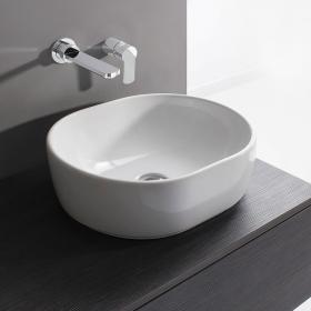 Bauhaus Pearl 450mm Countertop Basin