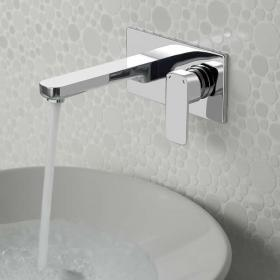 Vado Phase Wall Mounted Basin Mixer