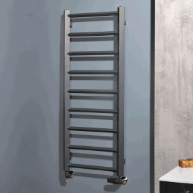 Phoenix Alexa 1200mm Designer Heated Towel Rail