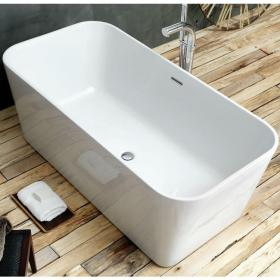 Waters I-Line Pool 1600mm Freestanding Bath