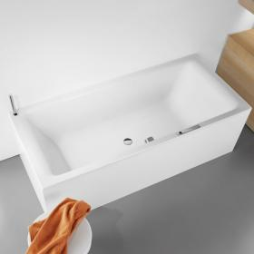 Kaldewei Puro Duo 1800mm x 800mm Double Ended Bath