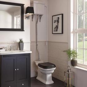 Photo of Imperial Radcliffe High Level WC & Cistern