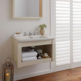 Photo of Imperial Radcliffe Westbury Wall Hung Open Vanity Unit & Basin