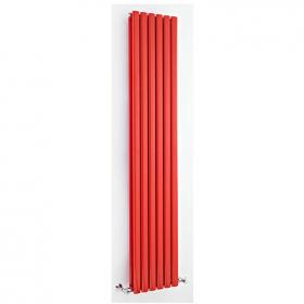 Photo of Hudson Reed Revive 1800mm High Gloss Red Double Panel Radiator