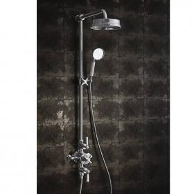 Crosswater Waldorf Exposed Shower Valve Kit with 8