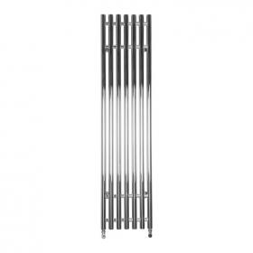 SBH Tubes Vertical 1600 x 380mm Stainless Steel Radiator