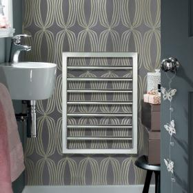Photo of Zehnder Subway Cloakroom Designer Radiator