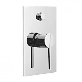 Photo of Roper Rhodes Scope Manual Mixer Shower Valve with Diverter