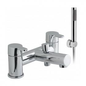 Photo of Vado Sense Bath Shower Mixer with Shower Kit