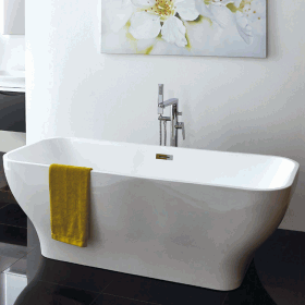 Photo of Phoenix Simitry 1700 x 700mm Freestanding Bath
