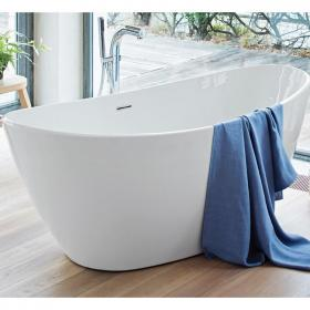 Waters I-Line Spa 1670mm Freestanding Bath