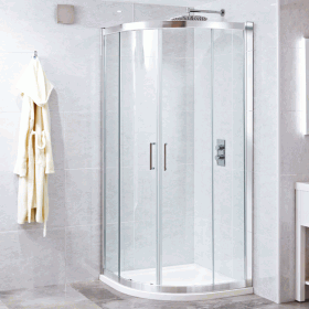 Phoenix Spirit 8mm Framed Quadrant Shower Enclosure