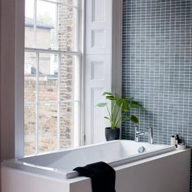 Britton Cleargreen Sustain 1800 x 800 Single Ended Bath