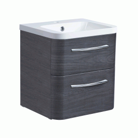 Roper Rhodes System 500mm Umbra Wall Mounted Vanity Unit and Basin