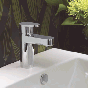 Roper Rhodes Stream Basin Mixer Without Waste
