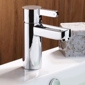 Photo of Roper Rhodes Insight Basin Mixer Without Click Waste
