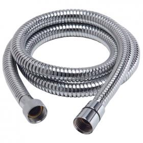 Heritage 5ft Chrome Shower Hose