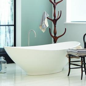 BC Designs Thinn Kurv 1890mm Freestanding Bath