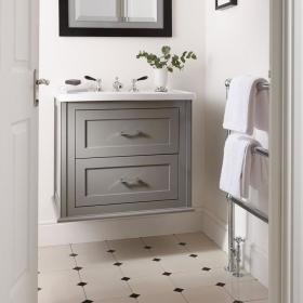 Photo of Imperial Radcliffe Thurlestone Wall Hung Vanity Unit & Basin