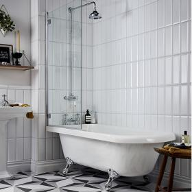 Photo of Heritage Tilbury Corner Freestanding Single Ended Bath