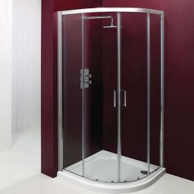 Merlyn Vivid Entree Quadrant Shower Door