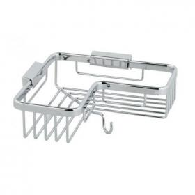 Vado Corner Basket With Hook