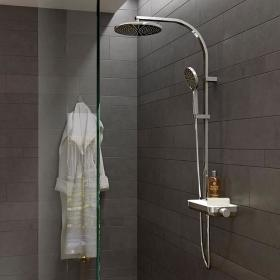 Vado Strata Thermostatic Shower Column