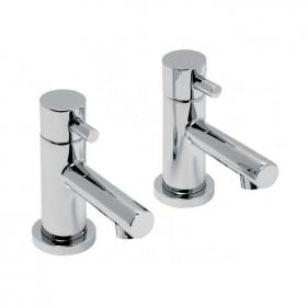 Photo of Vado Zoo Basin Pillar Taps